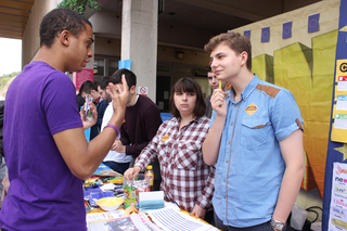 Essex University Freshers Fair